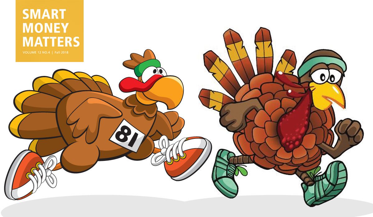 Support Local Charities at the Solano Turkey Trot on Nov. 22
