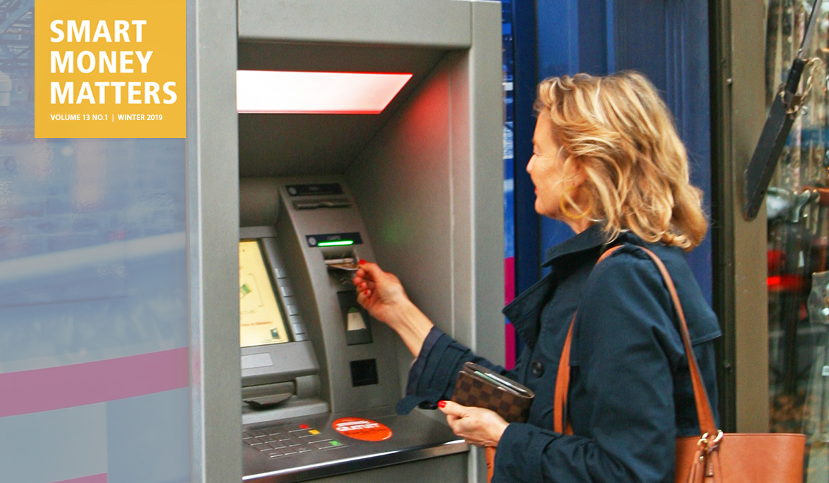Be Aware of ATM Skimmers