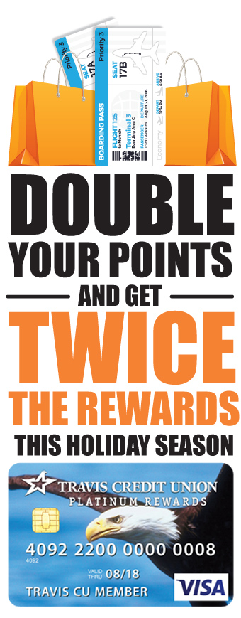 Double Scorecard Rewards Fall 2016