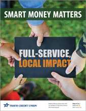 Front Cover of new issue of Smart Money Matters